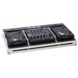 Zomo Flightcase Set 350 for 2x CDJ-350 + 1x DJM-600/800/700