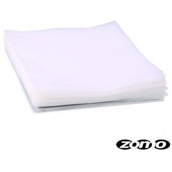 Zomo LP Sleeves Fine 85 transparent 100 pieces