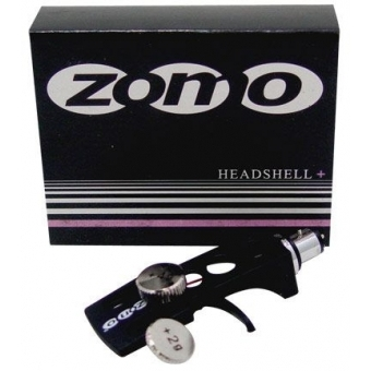 Zomo Headshell + Counterweights #2
