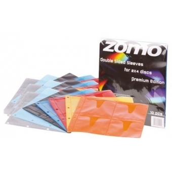 Zomo Accessoires CD Sleeves Premium 10 x 8 pieces #2
