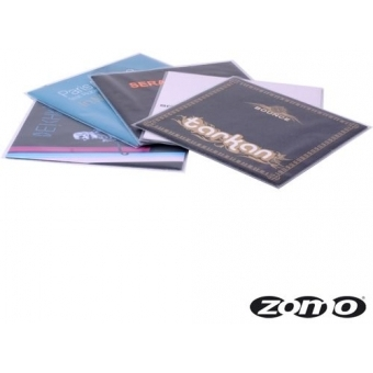 Zomo LP Sleeves Strong 150 transparent 100 pieces #2