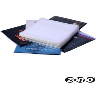 Zomo LP Sleeves Strong 150 transparent 100 pieces #3