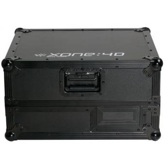 Zomo Flightcase Xone 4D MKII Plus NSE for Allen&Heath Xone 4D #3