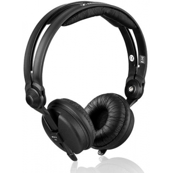 Earpad Set black for Sennheiser headphone HD 25