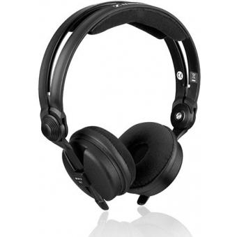 Earpad Set Velour black for Sennheiser headphone HD 25