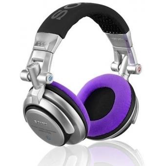 Earpad Set Velour for Sony MDR-V700 DJ #8