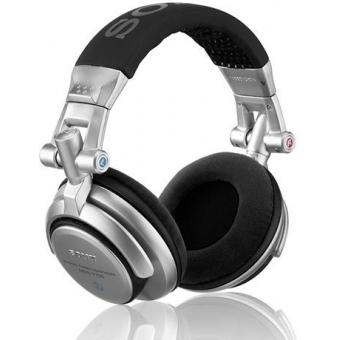 Earpad Set Velour black for Sony headphones MDR-V700 DJ