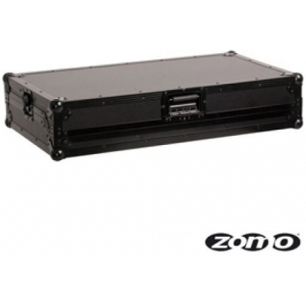 Zomo Flightcase Set 200 NSE for 2x Pioneer CDJ-200 + 1x DJM-800 #2