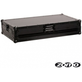 Zomo Flightcase Set 200 NSE for 2x Pioneer CDJ-200 + 1x DJM-800 #3