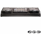 Zomo Flightcase Set 350 NSE for 2x CDJ-350 + 1x DJM-800