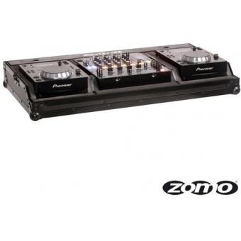 Zomo Flightcase Set 350 NSE for 2x CDJ-350 + 1x DJM-800 #4