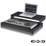 Zomo Flightcase P-DDJ Plus NSE for 1x Pioneer DDJ-S1/T1