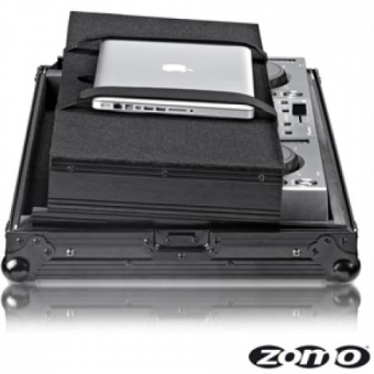 Zomo Flightcase P-DDJ Plus NSE for 1x Pioneer DDJ-S1/T1 #3