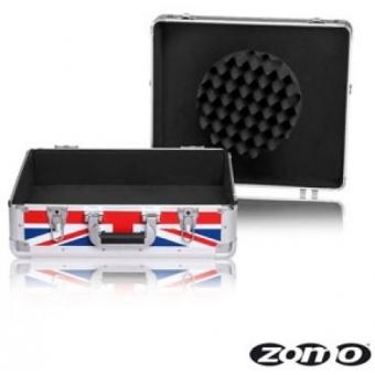Zomo CD Player Case CDJ-13 UK Flag #2