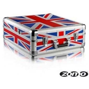 Zomo CD Player Case CDJ-13 UK Flag #3