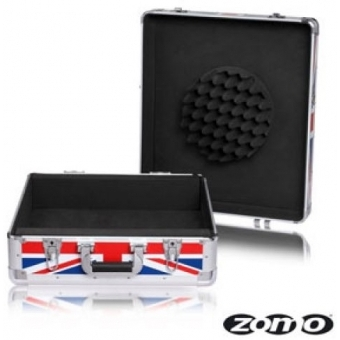 Zomo Flightcase DJM-2000 UK Flag for Pioneer DJM-2000 #2