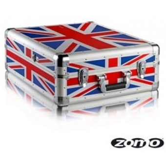 Zomo Flightcase DJM-2000 UK Flag for Pioneer DJM-2000 #3