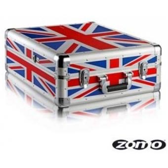 Zomo Flightcase DJM-2000 UK Flag for Pioneer DJM-2000 #3