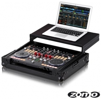 Zomo Flightcase VCI-400 Plus NSE for Vestax VCI-400 #2