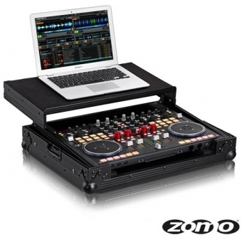 Zomo Flightcase VCI-400 Plus NSE for Vestax VCI-400