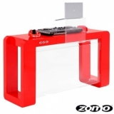 Zomo Deck Stand Berlin MK2 LTD red