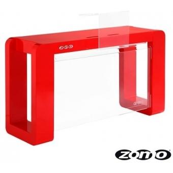 Zomo Deck Stand Berlin MK2 LTD red #2
