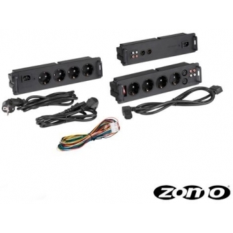 Zomo Deck Stand PowerKit PK1 (German Plug Type F)