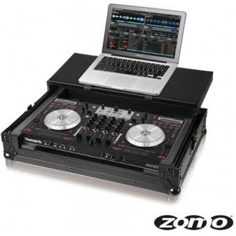 Zomo NS6 Plus NSE for 1x Numark NS6 + Laptop a. Equipment