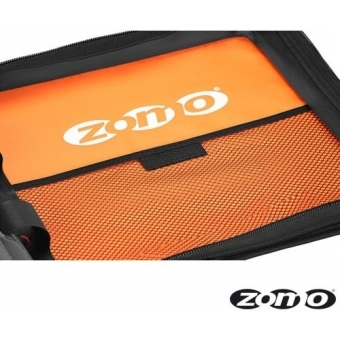 Zomo CD-Bag Large Black/Orange MK2 #3