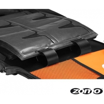 Zomo CD-Bag Large Black/Orange MK2 #4