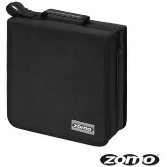Zomo CD-Bag Large Black/Orange MK2