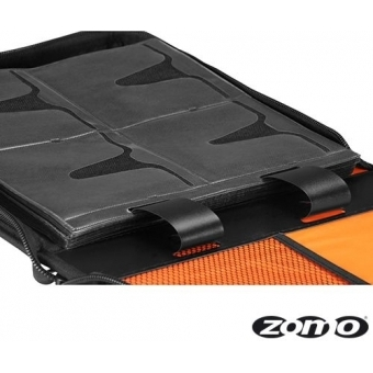 Zomo CD-Bag Medium Black/Orange MK2 #2