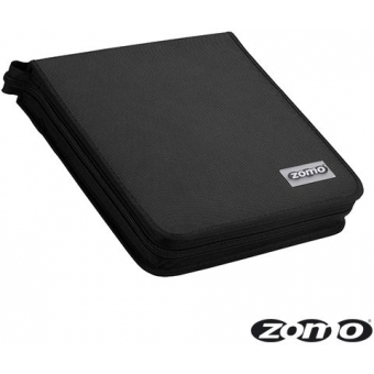 Zomo CD-Bag Medium Black/Orange MK2 #3