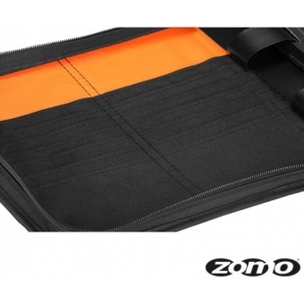Zomo CD-Bag Medium Black/Orange MK2 #4