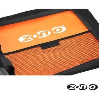Zomo CD-Bag Medium Black/Orange MK2 #5