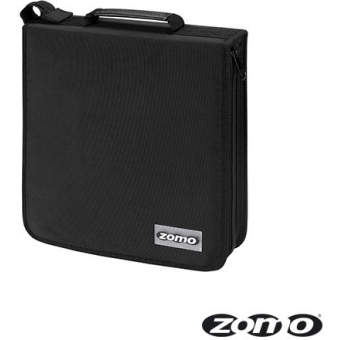 Zomo CD-Bag Medium Black/Orange MK2 #1