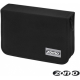 Zomo CD-Bag Medium Half Black/Orange MK2