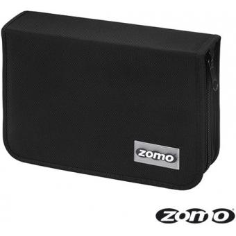 Zomo CD-Bag Medium Half Black/Orange MK2