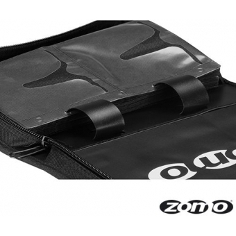 Zomo CD-Bag Medium Half Black MK2 #4
