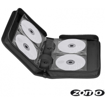Zomo CD-Bag Medium Half Black MK2 #6