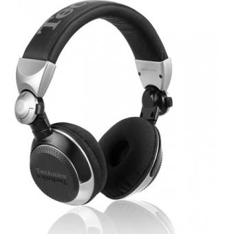 Earpad Set Velour black for Technics RP-DJ1200/1210 #2