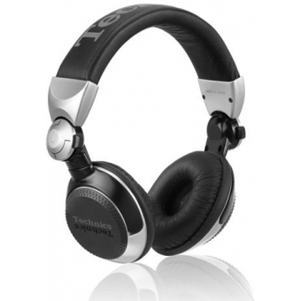 Earpad Set black for Technics RP-DJ1200/1210 #2