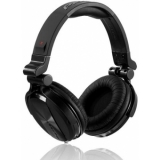 Earpad Set black for Pioneer HDJ-1500-K/-S