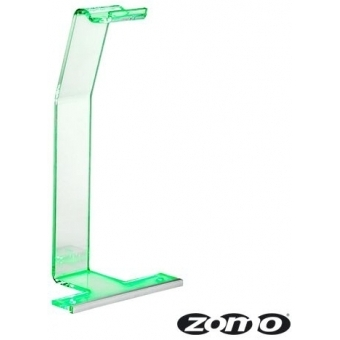 Zomo Deck Stand Headphone-Tray Acryl - RGB-Control #2