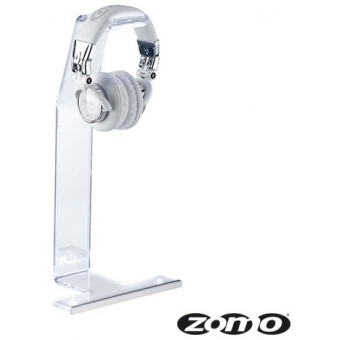 Zomo Deck Stand Headphone-Tray Acryl - RGB-Control #5
