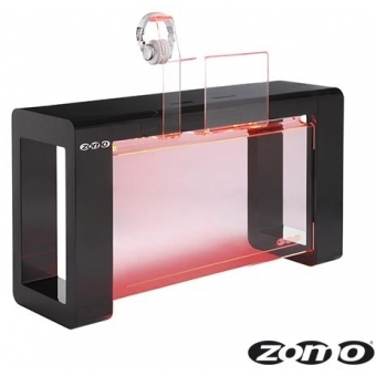 Zomo Deck Stand Headphone-Tray Acryl - RGB-Control #6