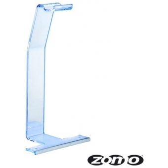 Zomo Deck Stand Headphone-Tray Acryl - RGB-Control