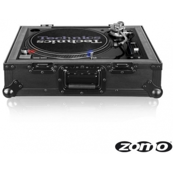 Zomo Flightcase T-2 NSE for 1x Turntable #4