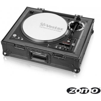 Zomo Flightcase T-2 NSE for 1x Turntable #6