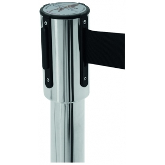 GUIL PST-11N Barrier System with Retractable Belt (black) #3